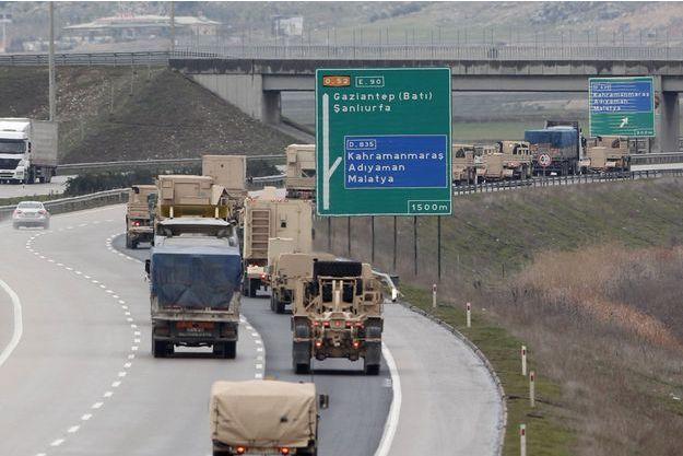 La famille aurait pris un avion pour Istanbul en Turquie, avant de rejoindre Gaziantep, la porte d'entrée vers la Syrie. (image d'illustration)