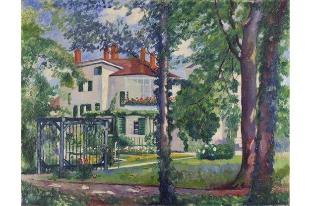 Henri Manguin « La Flora », Winterthur, 1912