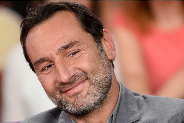 Gilles Lellouche le 30 septembre 2015