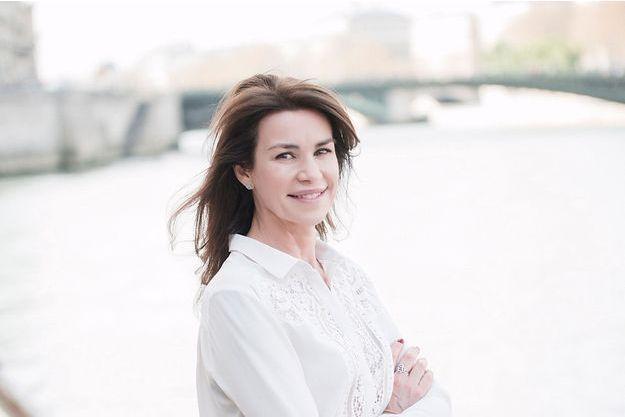 L'actrice  est à l'affiche de  «Salaud,  on t'aime»,  réalisé par  Claude Lelouch.