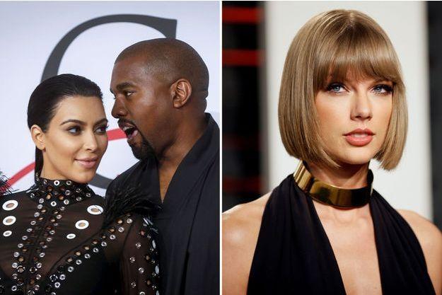 Kim Kardashian VS Taylor Swift, la guerre des clans