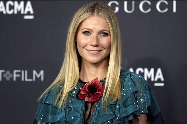 Gwyneth Paltrow au gala LACMA Art + Film à Los Angeles, le 7 novembre dernier.
