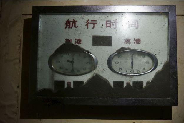 Illustration d'horloges.