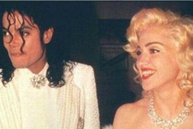 Michael Jackson et Madonna