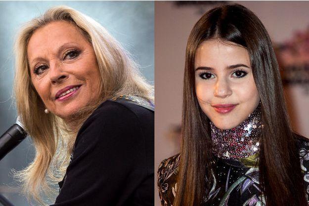 """Marina Kaye, la chanteuse de """"Homeless"""", a vivement critiqué Véronique Sanson ce week-end."""