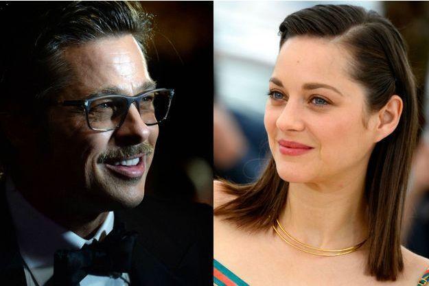 Marion Cotillard et Brad Pitt pourraient être bientôt réunis à l'écran.