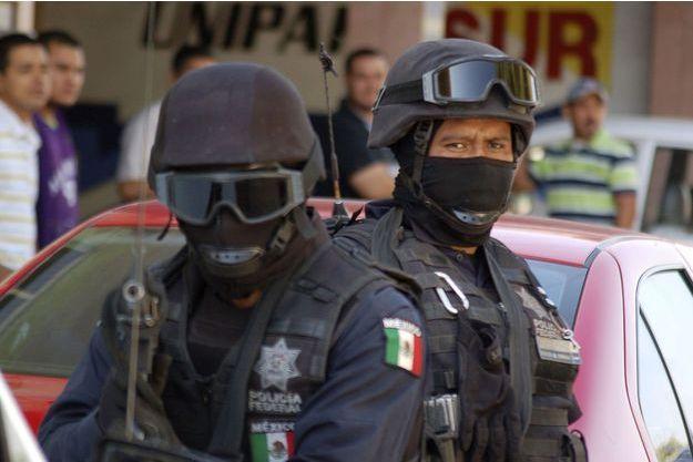 """En 2010, à Apatzingan, Nazario Moreno avait déjà été """"tué"""" lors d'un raid de la police mexicaine."""