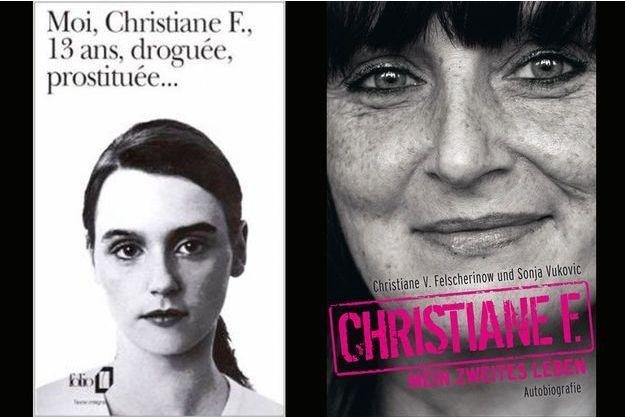La couverture des deux romans.
