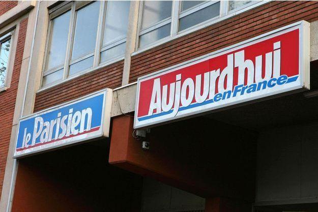 """LVMH a annoncé mardi vouloir racheter """"Le Parisien""""/""""Aujourd'hui en France"""""""