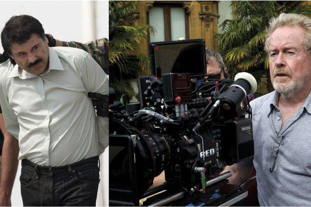 El Chapo sera le sujet du prochain film de Ridley Scott.