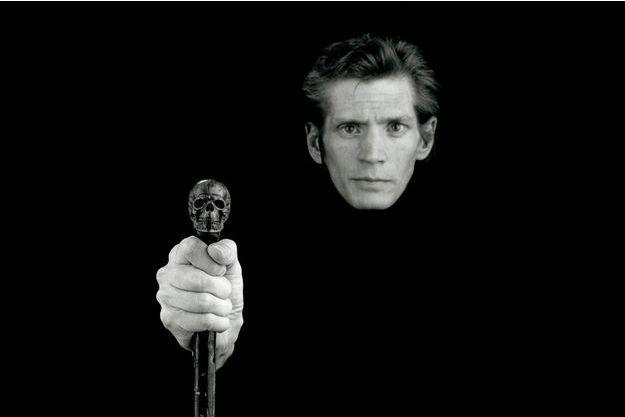 « Autoportrait », épreuve platine, 1988.