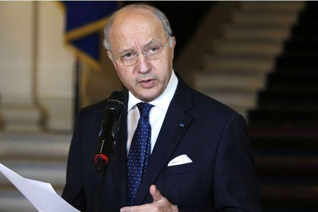 Laurent Fabius a indiqué qu'il y a de «forte présomption» d'un troisième mort français au Népal.