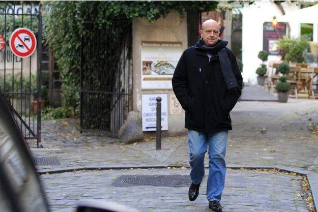 Alain Juppé en novembre 2012 à Bordeaux.