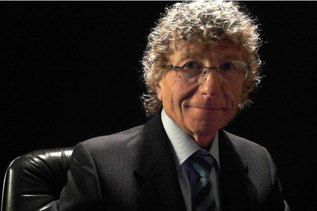 Jean-Pierre Mélia, candidat à l'élection présidentielle de 2017.