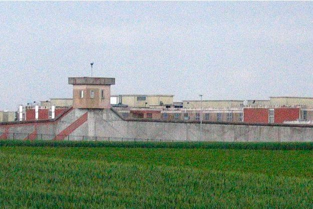 Maison d'arrêt d'Osny dans le Val-d'Oise.
