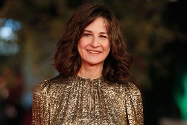 Valérie Lemercier au Festival de Cannes, 2015