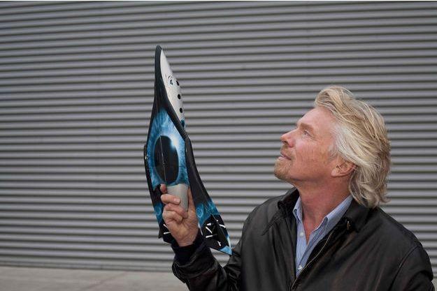 Richard Branson rêve d'étoiles