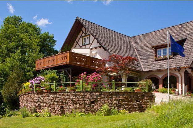 La Cheneaudière & Spa à Colroy-la-Roche, la douceur d'une adresse innovante.