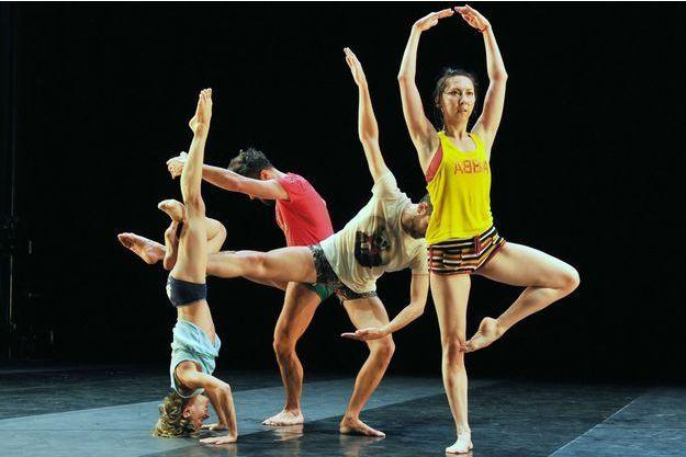 Le ballet «Empty Moves», d'Angelin Preljocaj.