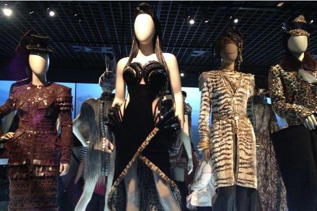 L'exposition Jean-Paul Gaultier se tiendra au Grand Palais jusqu'au 3 août