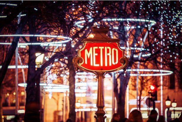 Paris à Noël... ou l'inverse.
