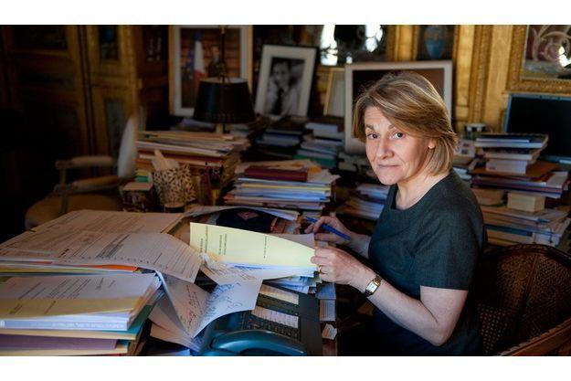 Catherine Pégard, ex-conseillère de Nicolas Sarkozy.
