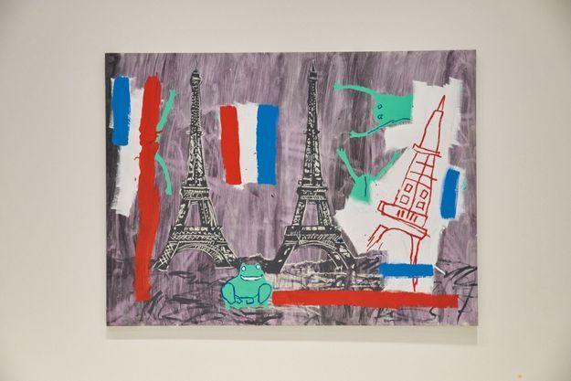 De Filante Manhattan Michel Jean BasquiatL'étoile uFK13c5TlJ