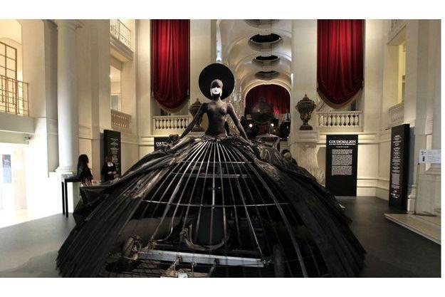 « Goudemalion. Jean-Paul Goude une rétrospective », du 11novembre  au 18mars 2012.  Les Arts décoratifs, Paris.