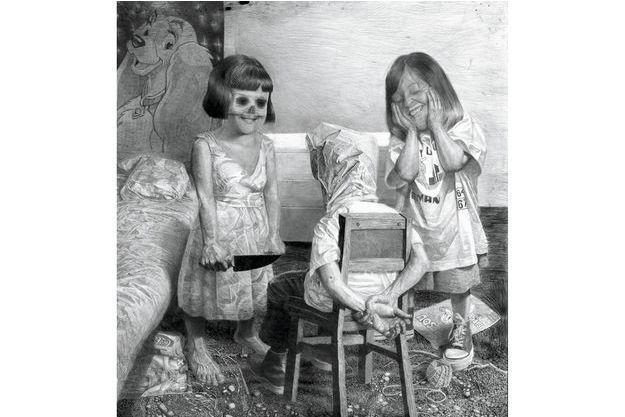 """Jeu d'enfants"", 2010."