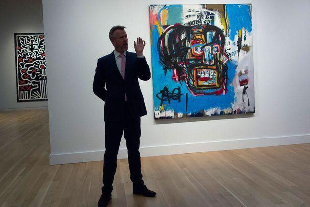 L'oeuvre de Jean-Michel Basquiat à New-York