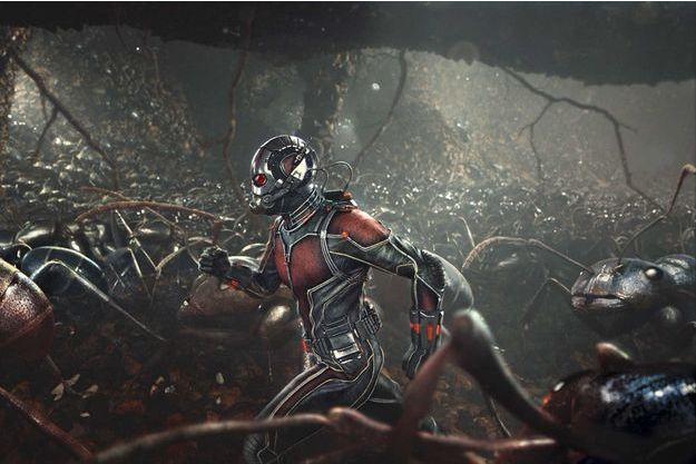 «Ant-Man», de Peyton Reed, en salle actuellement.