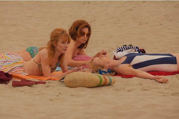 De Jean-Jacques Zilbermann, avec Julie Depardieu, Suzanne Clément et Johanna ter Steege.