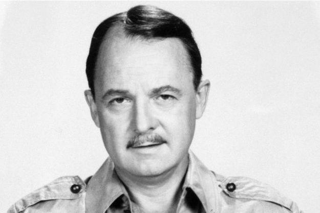 John Hillerman, ici photographié en 1981, est décédé à l'âge de 84 ans.