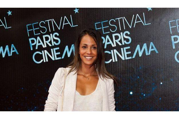"""Alice Belaïdi,  jurée du Festival Paris Cinéma, sera à l'affiche dans """"Les Kaïra"""", en salles le 11 juillet."""