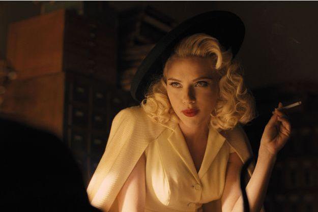 "Scarlett Johansson dans ""Ave César!"""