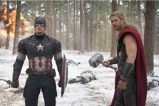 De Joss Whedon, avec Robert Downey Jr., Mark Ruffalo, Scarlett Johansson…