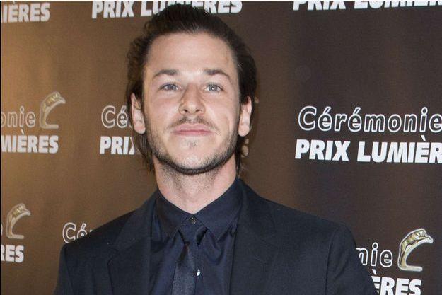 """Gaspard Ulliel, Lumière du meilleur acteur pour """"Saint Laurent""""."""