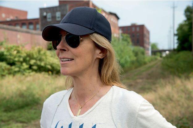"""Kathryn Bigelow sur le tournage de """"Detroit""""."""