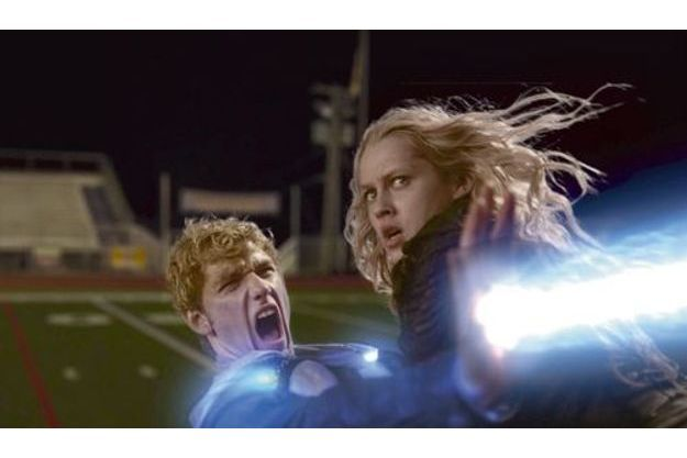Alex Pettyfer et Teresa Palmer,  les deux héros aux superpouvoirs.