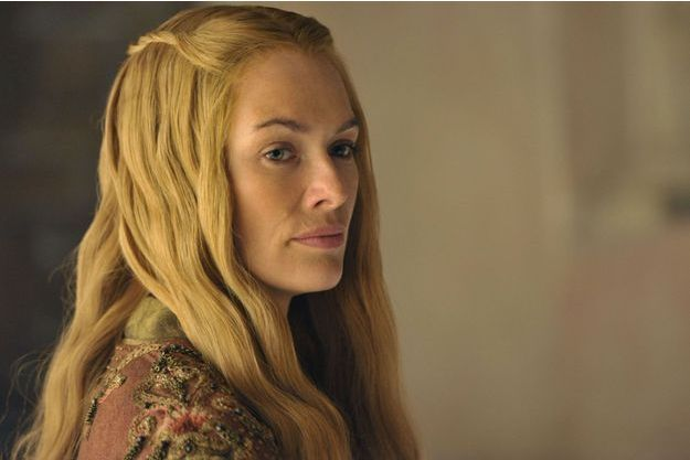 "Le personnage de Cersei Lannister dans ""Game Of Thrones""."