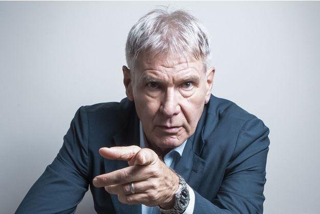 Dans «La stratégie Ender», l'acteur renoue avec le film de science-fiction à gros budget. Mais il se prépare surtout à retrouver ses costumes mythiques d'Indiana Jones et de Han Solo.