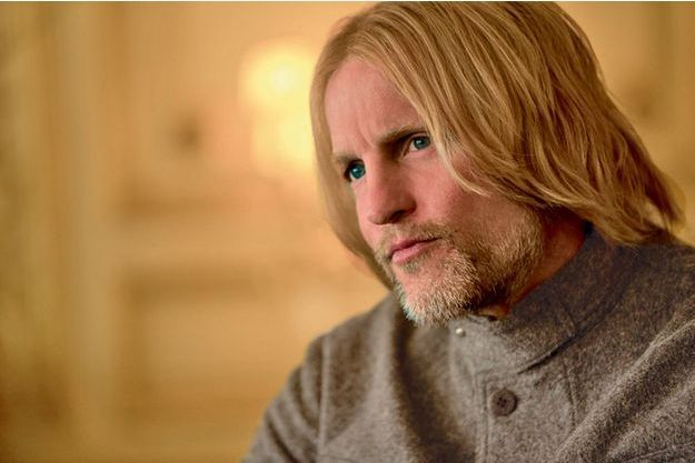 "Woody Harrelson dans ""Hunger Games"""