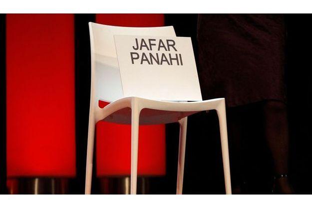 La chaise de juré de Jafar Panahi restera inoccupée.