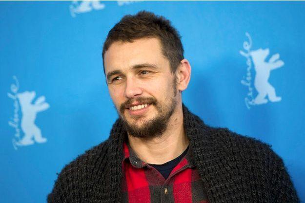 James Franco au Festival de Berlin 2015
