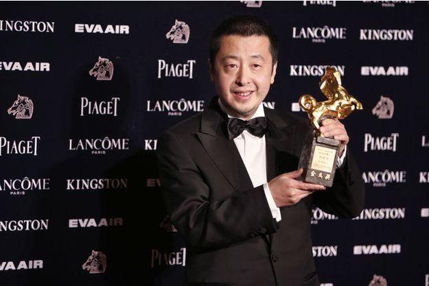 Jia Zhang-ke a été récompensé pour le scénario de son dernier film.