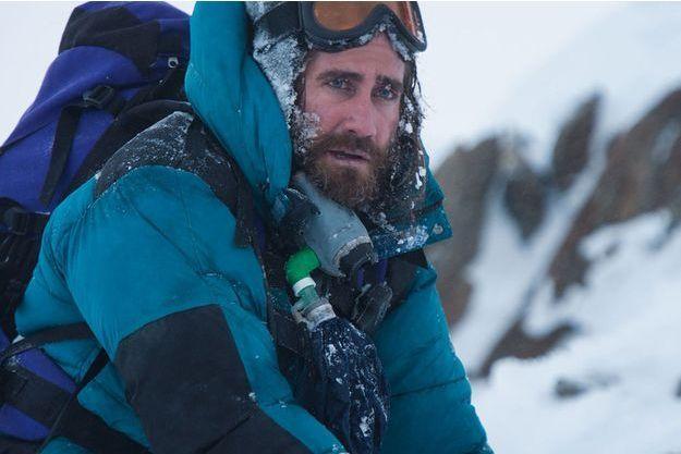 """Jake Gyllenhaal dans """"Everest""""."""