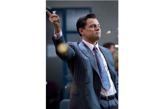 Leonardo DiCaprio dans «Le Loup de Wall Street»