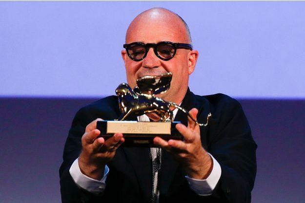 Gianfranco Risi a reçu le Lion d'or