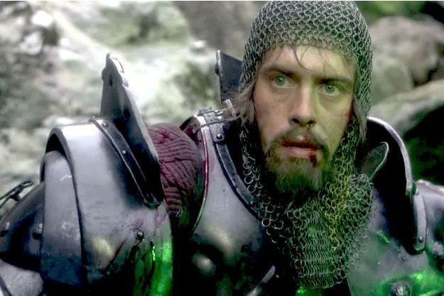 "Nigel Terry dans ""Excalibur"""