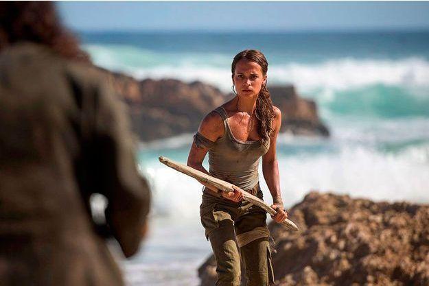 Alicia Vikander en Lara Croft